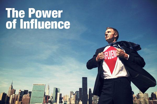 Superheld influencer