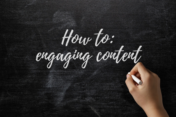 House of Rebels Insights - How to engaging content