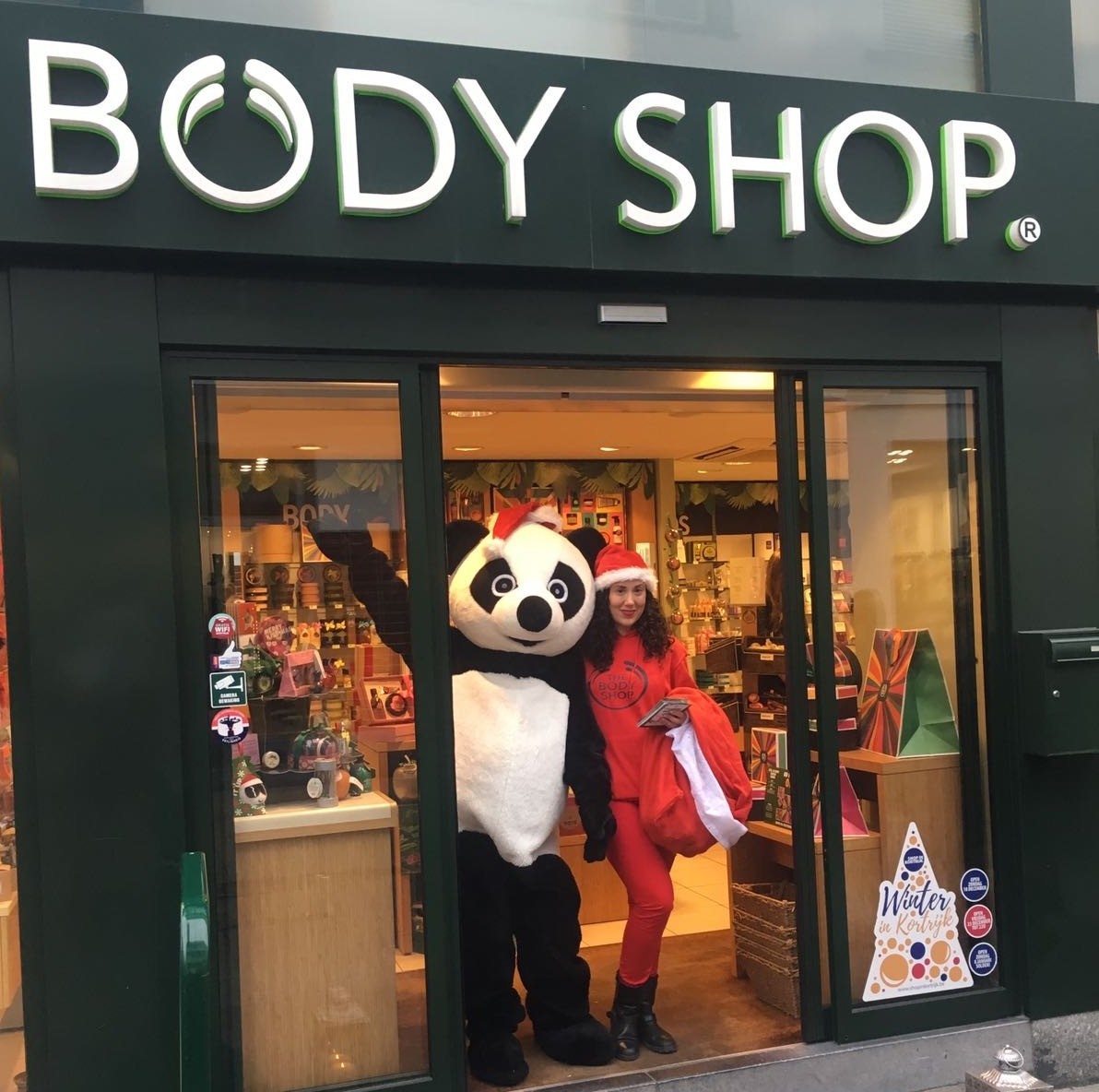 The Body Shop - Wild Tour - House of Rebels