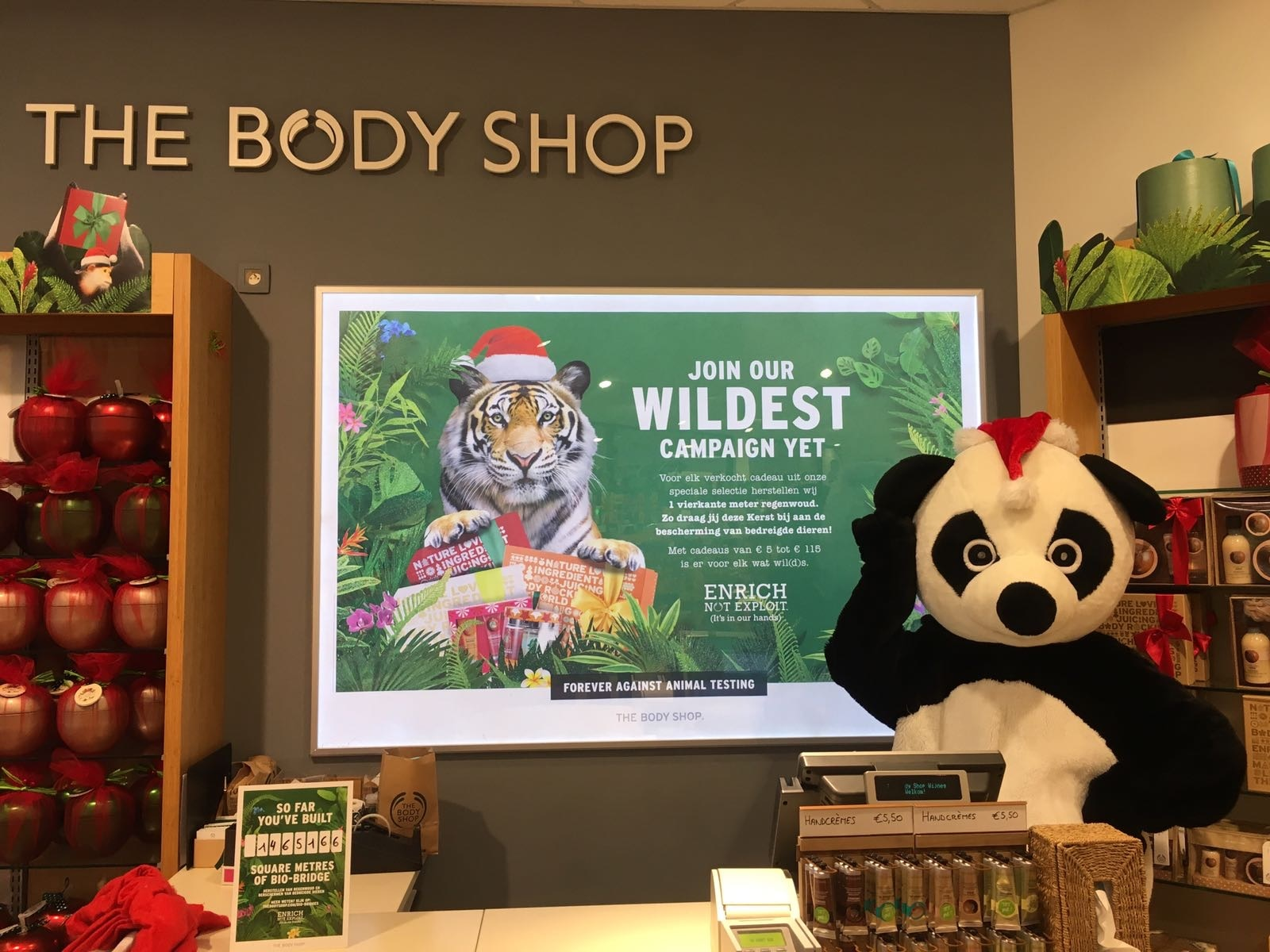 The Body Shop – House of Rebels -IMG_1348
